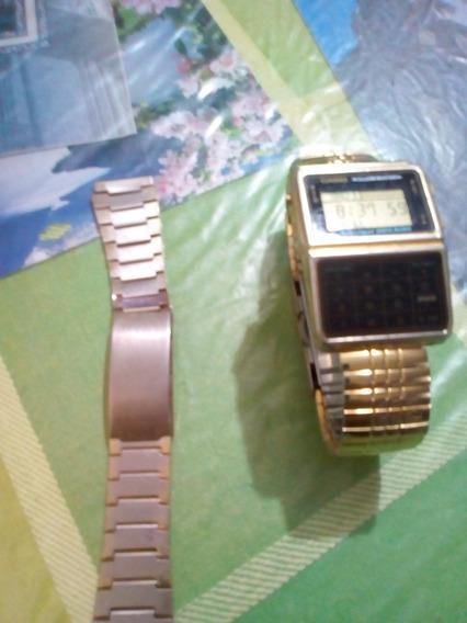 Reloj Casio Databank 80