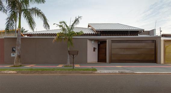 Casa Nova À Venda No Bairro Panamá - Financiamento Liberado