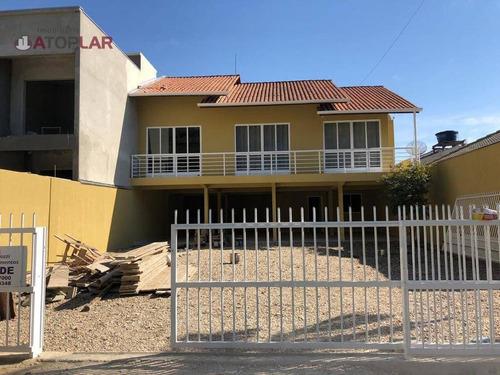Sobrado À Venda, 264 M² Por R$ 600.000,00 - Vila Nova - Porto Belo/sc - So0024
