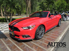 Ford Mustang Gt Premium Convertible Cc 5000 At