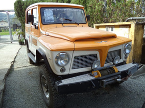 Ford Rural Willys 1969