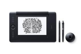 Mesa Digitalizadora Wacom Intuos Pro Paper Edition M Pth660p