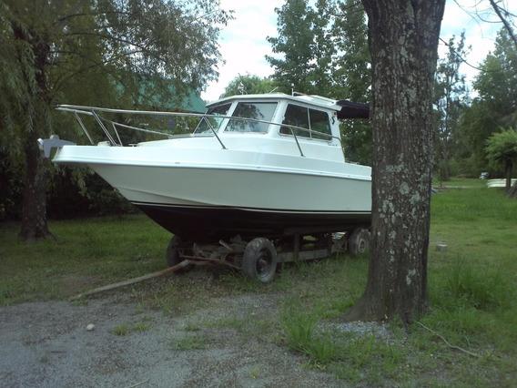 Tracker Cabinado Fisher Cabin 710 Evinrude E-tec 150hp