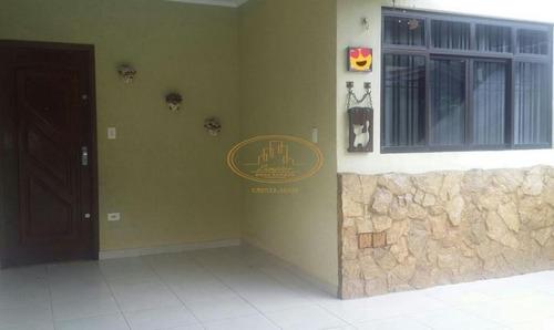 Imagem 1 de 15 de Casa  Com 3 Dormitório(s) Localizado(a) No Bairro Vila São Jorge Em São Vicente / São Vicente  - 5893