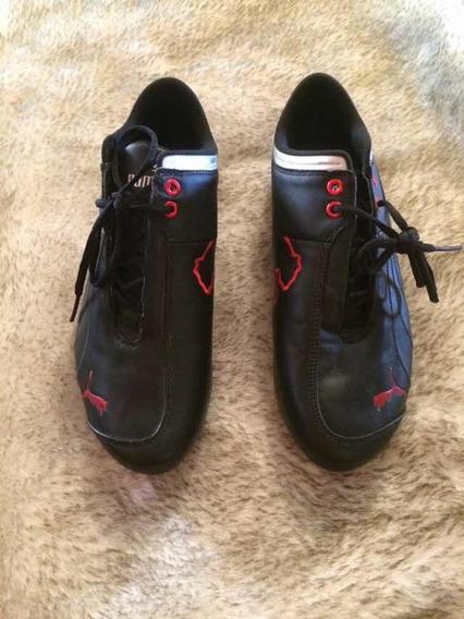 Zapatos Puma Ferrari Originales Hombre Talla 40.5/8