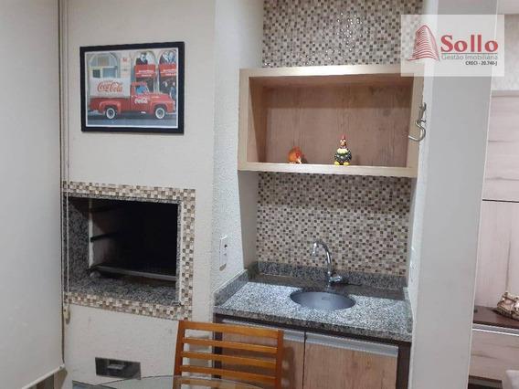 Condomínio Alegria Apto Vista P/ Área De Lazer 3 Quartos (sendo 1 Suíte) Guarulhos/sp - Ap0263