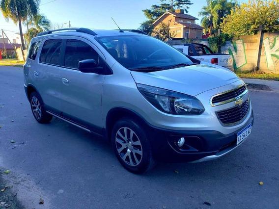 Chevrolet Spin 1.8 Ltz 5a 2016 Activ Mt 92.000k T/usado Fcio