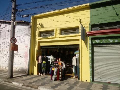Salao Comercial + Moradia No Centro - Ven117