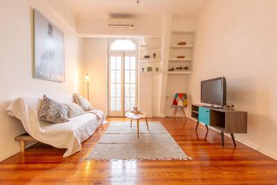 Apartamento En Alquiler En Palacio Salvo