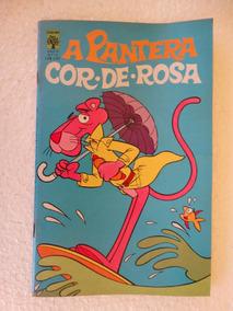 A Pantera Cor De Rosa Nº 12! Editora Abril Mar 1976!