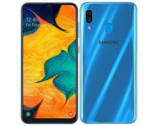Samsung Galaxy A30 Dual Sim 2019 3+64gb 4000mah 16+16mpx