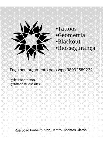 Imagem 1 de 1 de Tattoos