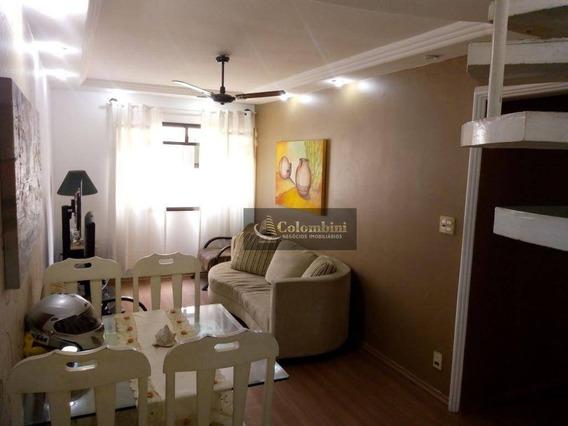 Cobertura Residencial À Venda, Osvaldo Cruz, São Caetano Do Sul. - Co0042