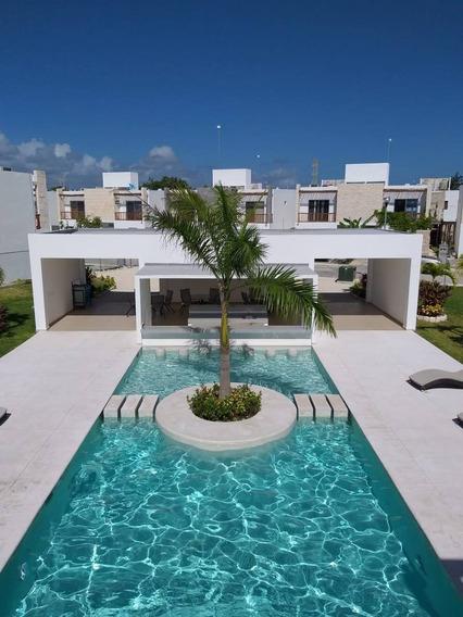 Casa En Renta Calle Oceano, Pvillas Morelos V, Palma Grand