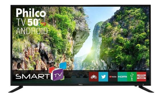 Smart Tv Philco Led 50 Ptv50d60sa Full Hd Hdmi Usb Wi-fi