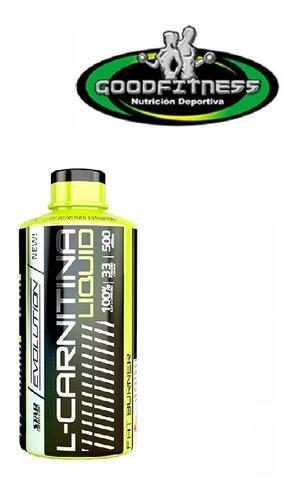 L Carnitina Star Nutrition Liquida Zona Sur