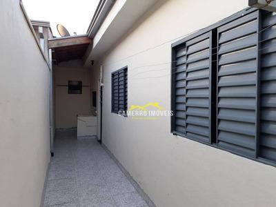 Casa De Fundos Com 1 Dormitório, São Jerônimo, Americana/sp, R$ 650,00 Reais - Ca2089