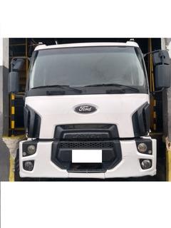 Ford Cargo 1723 Ano 12/13 Equipado C/ Compactador De Lixo