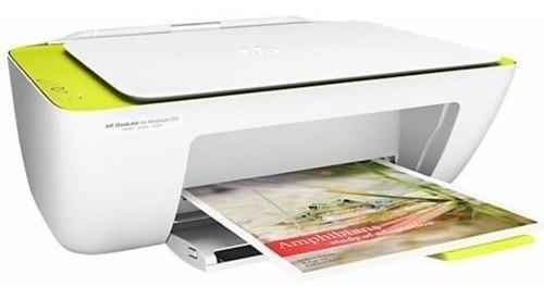 Impressora Multifuncional Hp Color Deskjet 2135 Com Cabo Usb