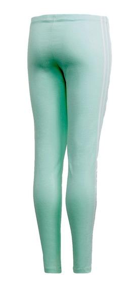 Mallas adidas Para Mujer Color Menta Original Dh2662