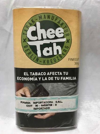 Tabaco Para Armar Cheetah Green Natural Origen Alemania