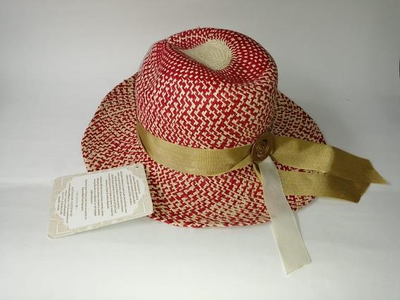 Sombrero Panama Hat Palma Iraca