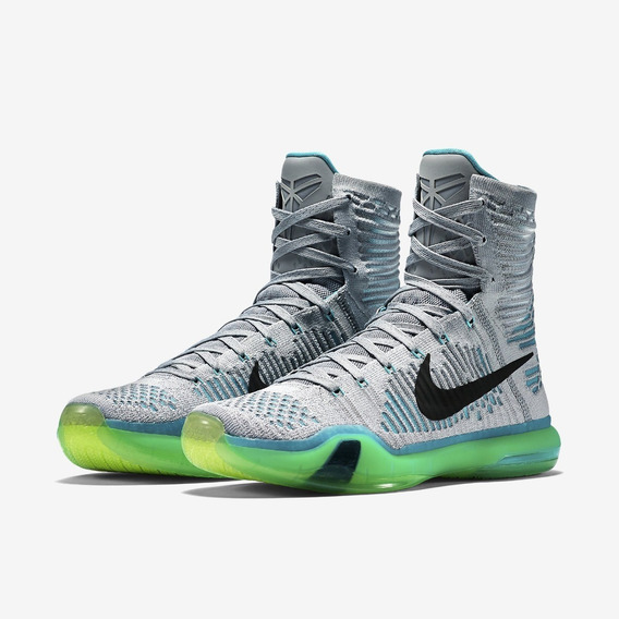 Zapatillas De Basquet Nike Kobe X Elite 10us Lebron Kd Harde