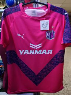 Camisa Cerezo Osaka Japao 18/19 Home Nova Pronta Entrega