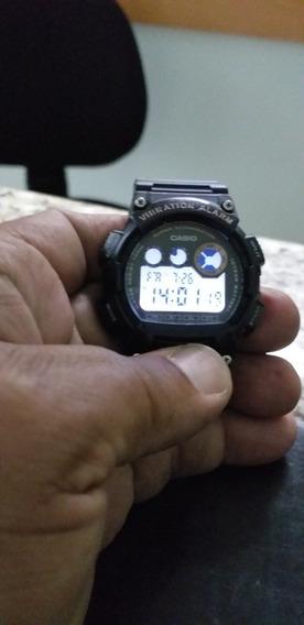 Relogio Casio W-735h Func. 100% Ñ Citizen Ñ Orient