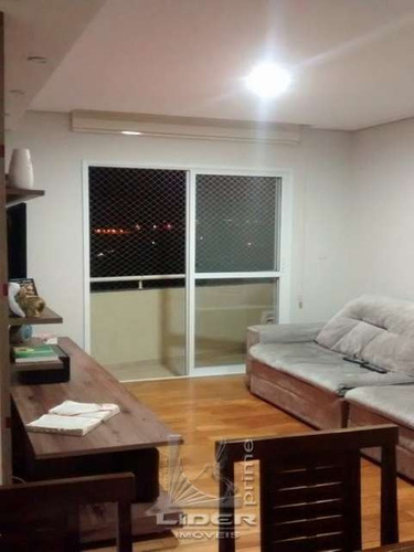 Imagem 1 de 15 de Apartamento - Condomínio Jardins De Bragança - Lh8616-1