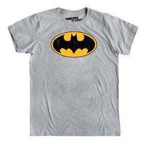 Playera Mascara De Latex Batman Logo Clasico2¡envio Gratis !