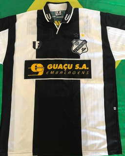 Camisa Oficial Internacional De Limeira Inter 1997 Gg N10 Uf