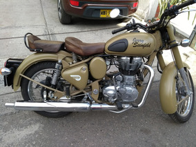 Royal Enfield Classic 500 Dessert Storm