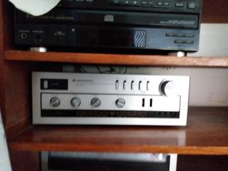 Amplificador Kenwood Ka400