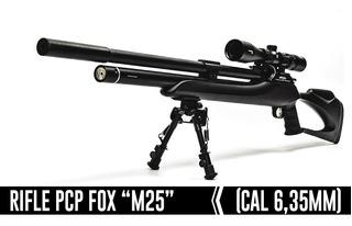 Rifle Pcp Fox M25