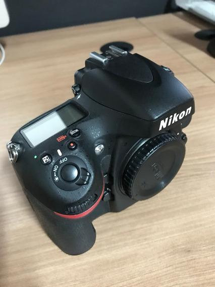 Câmera Nikon Dslr D800 - Zerada Só 14.000 Cliques