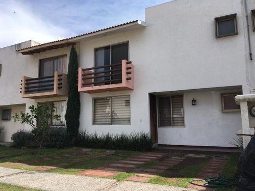 Casa En Renta En Hacienda La Candelaria