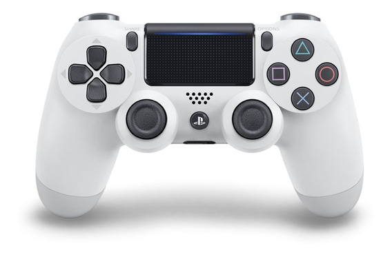 Controle Playstation Dualshock 4 Branco - Ps4