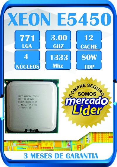 Processador Xeon E5450 Lga771 Temos X5450 - L5420 - E5440