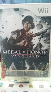 ** Medal Of Honor Vanguard Para Tu Nintendo Wii O Wii U **