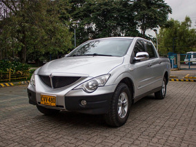 Ssangyong Actyon Sports 2000cc Turbo 4x4