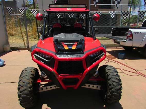Polaris Rzr 2017 Turbo