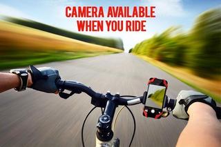 Suporte Para Smartphone Universal Acessório Bicicleta E Moto