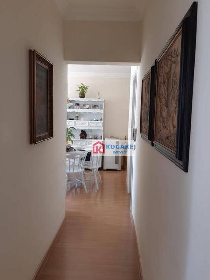 Apartamento Com 3 Dormitórios À Venda, 81 M² Por R$ 380.000,00 - Vila Adyana - São José Dos Campos/sp - Ap6880