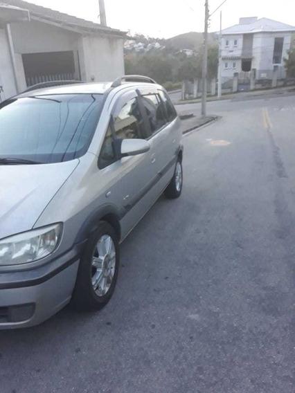 Chevrolet Zafira 2.0 16v 2005, Valor R$ 17.000, A