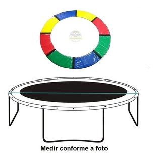 Protetor De Molas Para Cama Elástica Redonda 4,27m / 4,30m