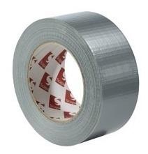Fita Silver Tape 48mmx50m Cinza Prod. Inglaterra Kit C/2 Rls