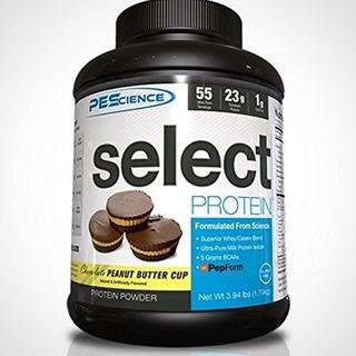 Proteina Select (whey Isolada +caseina)