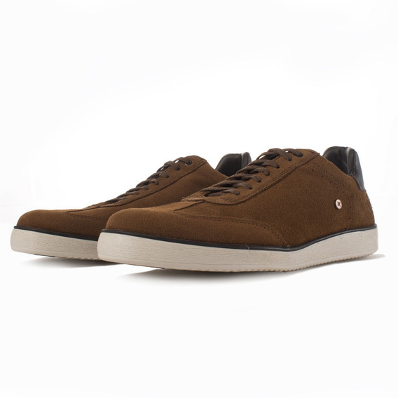 Tenis Casual Karosso Kasual 4700 Gold Brown