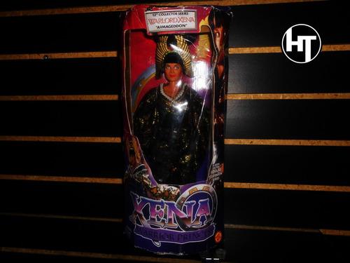 Imagen 1 de 10 de Xena, Warlord, Muñeca, Figura, Vintage 1999, Toy Biz, Nueva